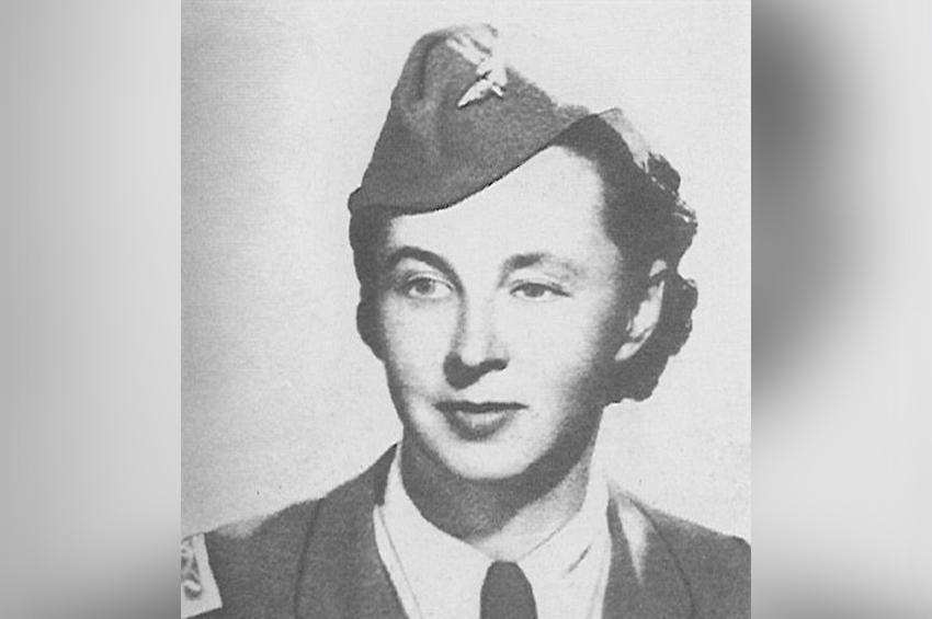Aviatoarea Nadia Russo, filată de Securitate