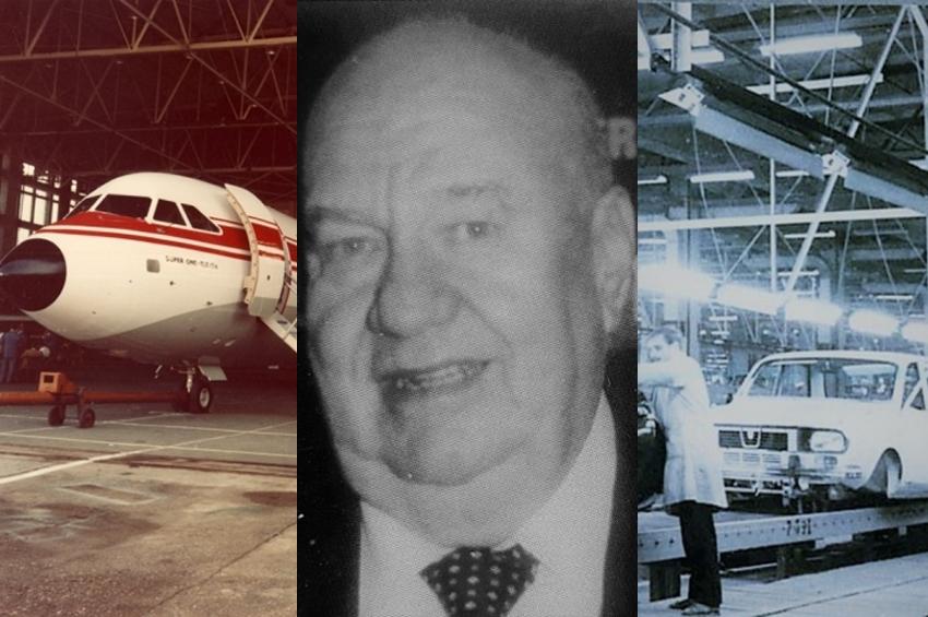 Interviu cu ing. Ioan Avram, fost ministru al construcțiilor de mașini (1969-1984)