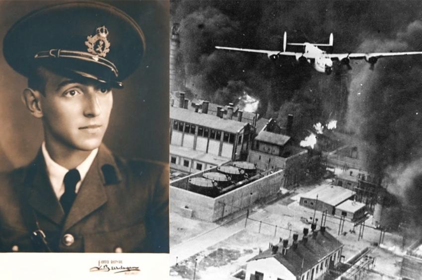 Bombardamentul de la 1 august 1943. Amintirile generalului-maior (rtr.) Teodor Temelcu