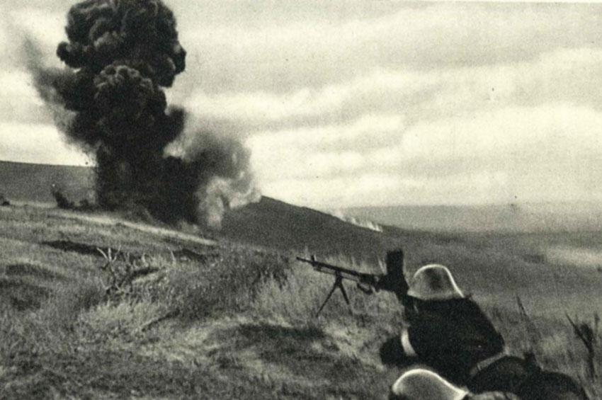 Un document zguduitor: cum s-au desfășurat luptele din Basarabia în vara anului 1941