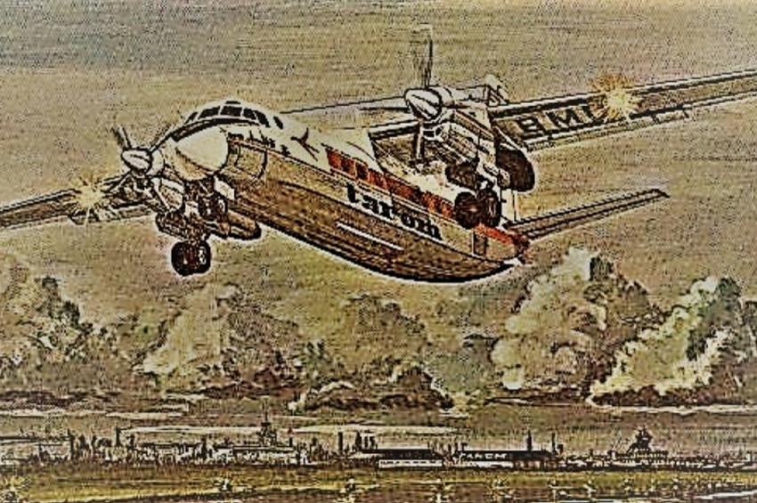 50 de pasageri salvați IN EXTREMIS!  Accidentul avionului TAROM An-24 YR-AMF (5 septembrie 1986, Cluj-Napoca)