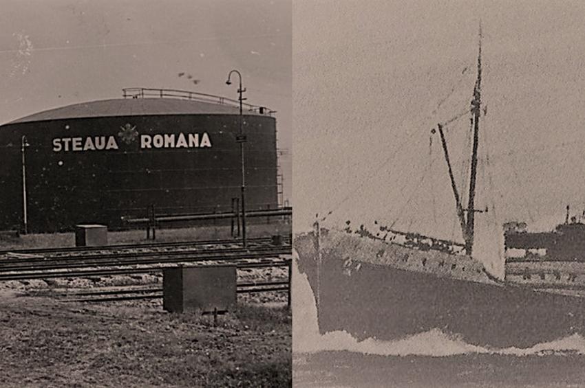 Cum s-au pierdut, în vremuri de război, primele trei petroliere ale României