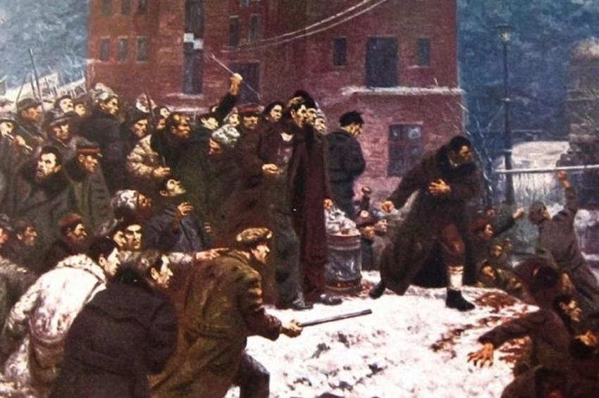 Lichidarea grevei de la Atelierele Grivița (16 februarie 1933). Versiunea forțelor de ordine