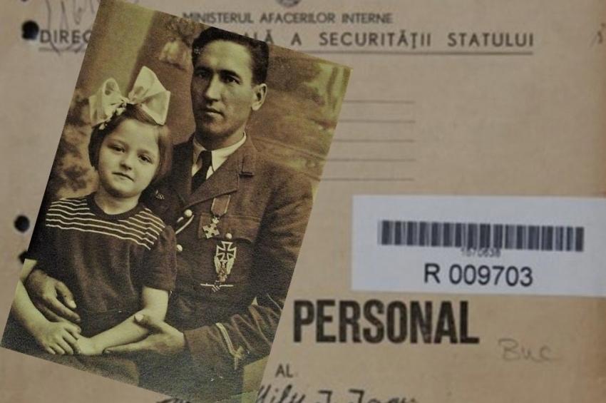 Portret de aviator: Ioan Milu. Mărturii din arhivele M.Ap.N și C.N.S.A.S.