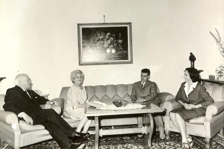 Aspecte necunoscute ale primei vizite făcute de Henri Coandă în România comunistă