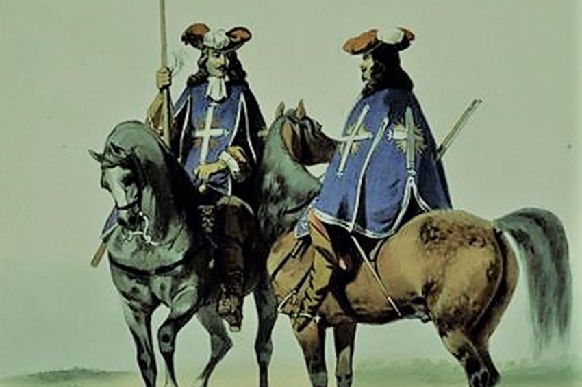 Cine au fost muschetarii regelui Franței? Cine a fost D'Artagnan?