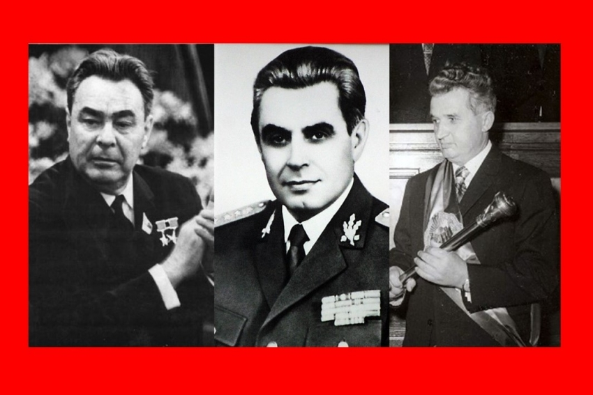 Cum l-a jignit generalul Militaru pe Ceaușescu în fața lui Brejnev