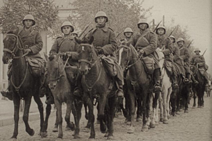 17 iulie 1941. Cavaleria română ia cu asalt Linia Stalin