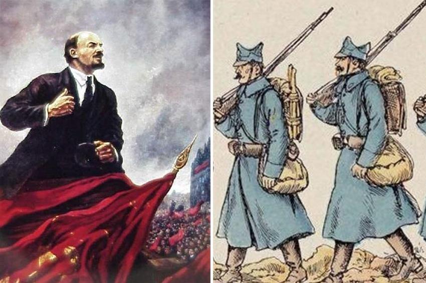 """Ce învățau copiii din U.R.S.S. despre români: """"Armata Română – primul agresor al Rusiei Sovietice"""""""