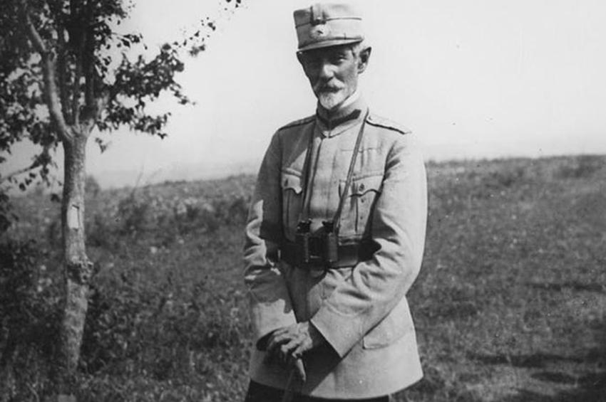 Telegrama oprită. Averescu îi scrie inamicului Mackensen