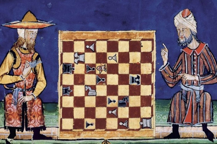 Un inamic al religiei: jocul de șah